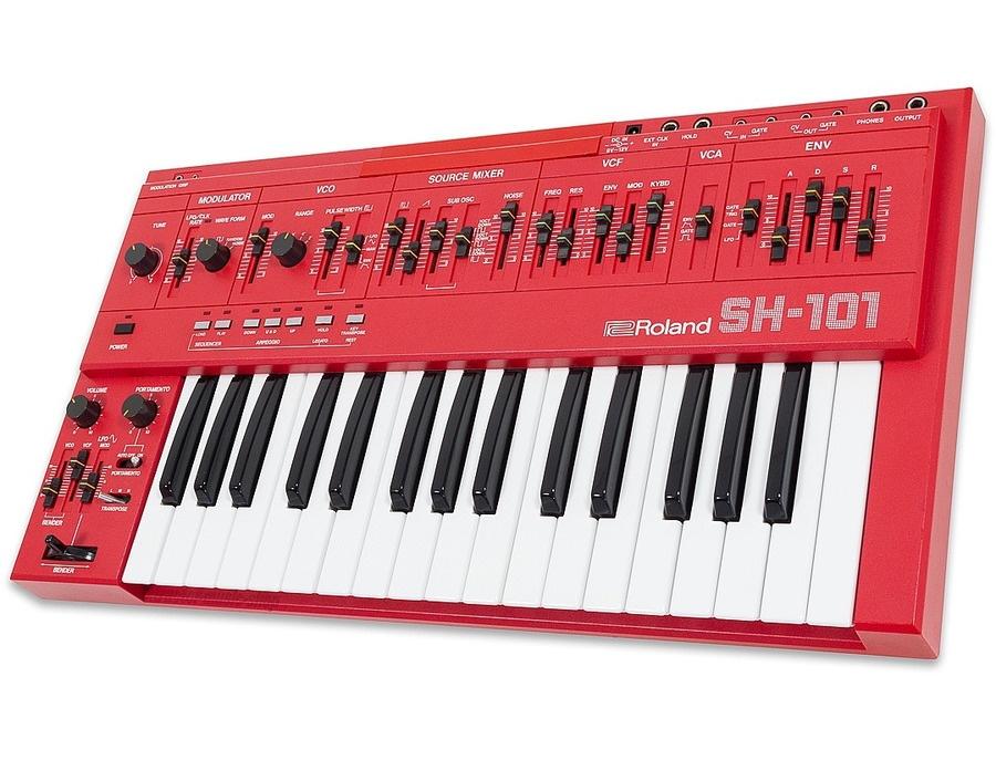 Roland SH-101 Red