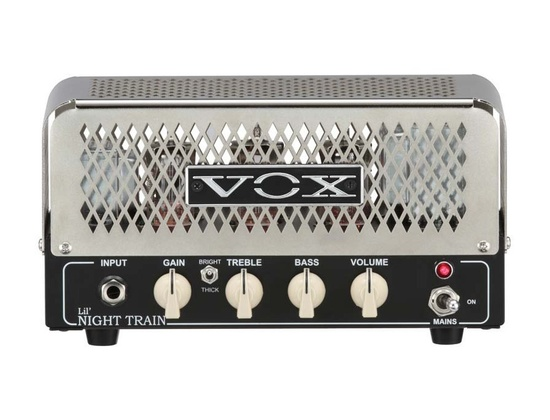 Vox NT2H Lil' Night Train 2W Tube Guitar Amp Head