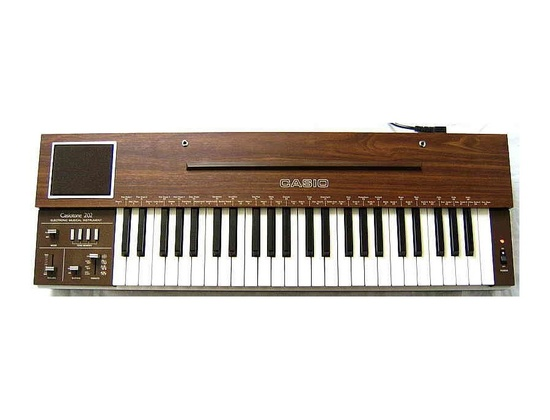 Casio 202 Casiotone Synthesizer