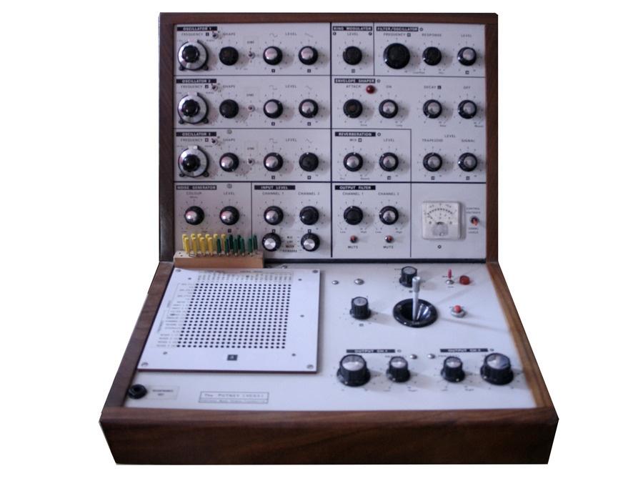 EMS VCS 3 Synthesizer