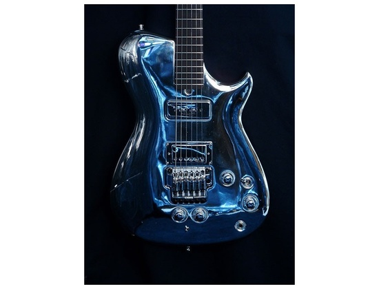Manson Chrome Bomber Electric Guitar