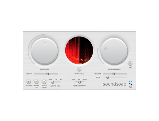 SoundSoap Noise Reduction Software