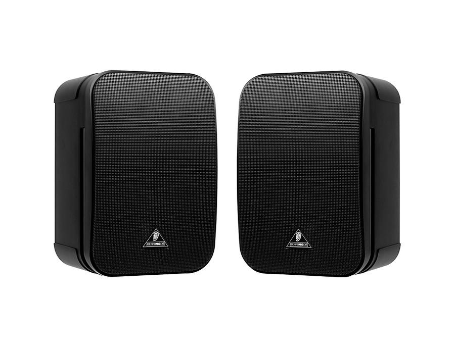Behringer 1C Studio Monitor Speakers Pair Black