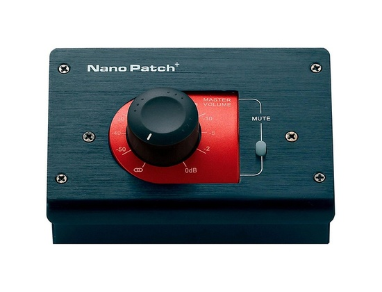 SM Pro Audio Nano Patch + Passive Volume Attenuator