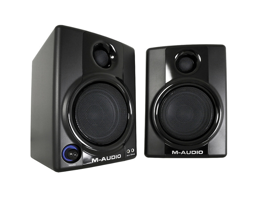M-Audio AV 30 Compact Monitor Speakers