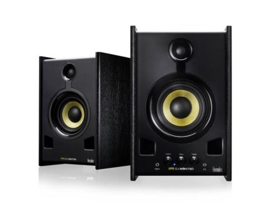 Hercules XPS 2.0 80 DJ Monitor Speakers Pair