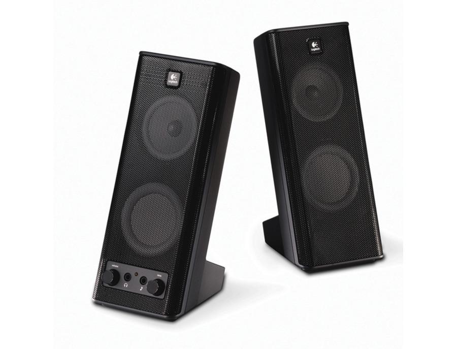 Logitech X-140 speakers