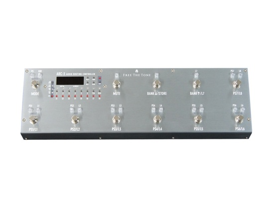 Free The Tone Audio Routing Controller ARC-3
