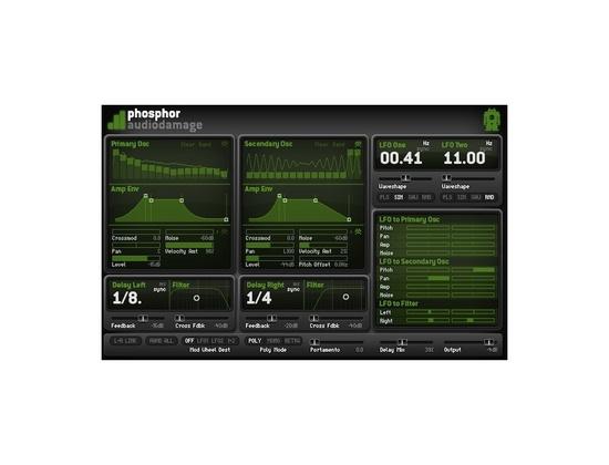 AudioDamage Phosphor