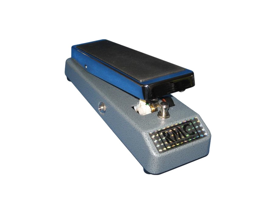 Real McCoy Custom RMC4 Picture Wah Pedal