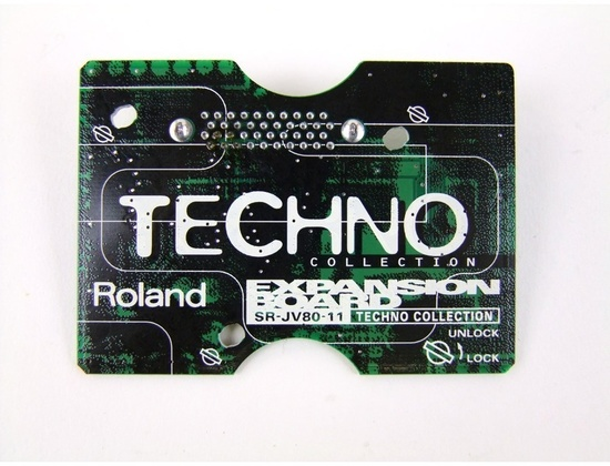 Roland SR-JV80-11 Techno Expansion Board