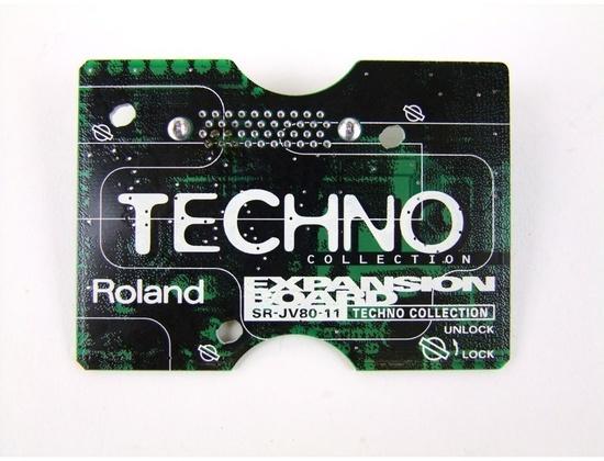Roland SR-JV80-11 Techno Expansion Board