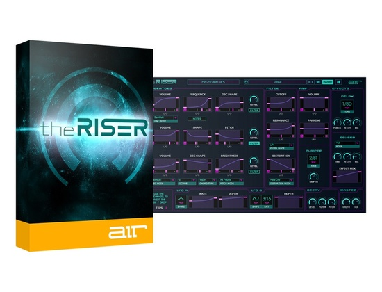 Air Music Technology - The Riser