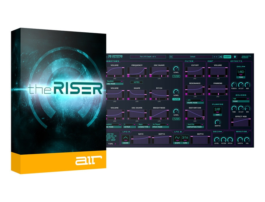 Air Music Technology - The Riser