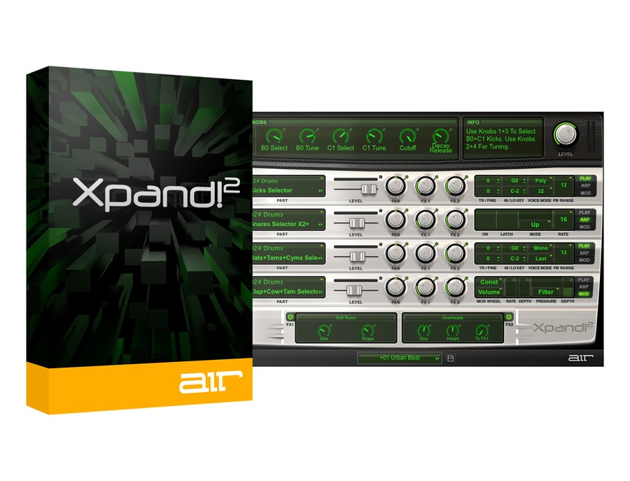 Air Music Technology - Xpand!2 Reviews & Prices | Equipboard®