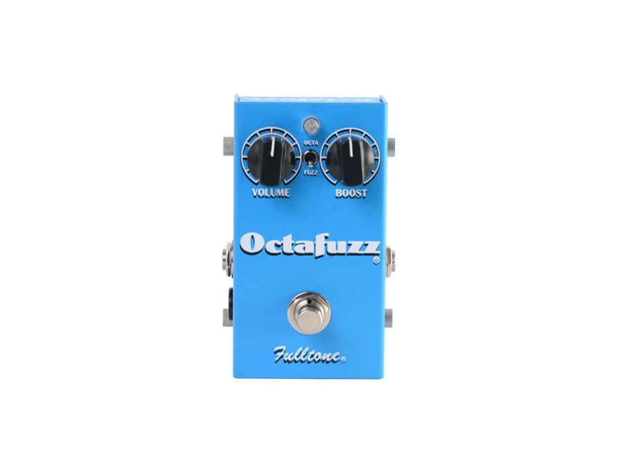 fulltone of 2 octafuzz fuzz guitar effects pedal reviews prices equipboard. Black Bedroom Furniture Sets. Home Design Ideas