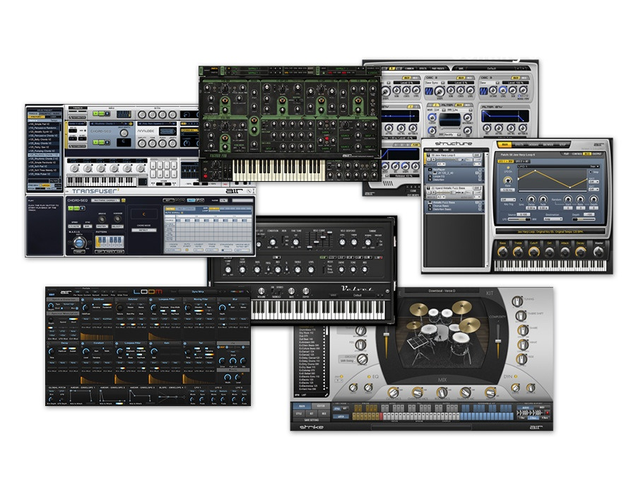 Air Music Technology - AIR Instrument Expansion Pack - powerful collection of virtual instruments