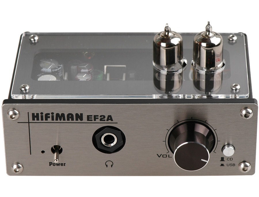 HiFiMan EF2A Tube Hybrid Headphone Amp