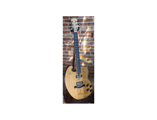 bischoff bon iver 39 s 1608 custom electric guitar reviews prices equipboard. Black Bedroom Furniture Sets. Home Design Ideas