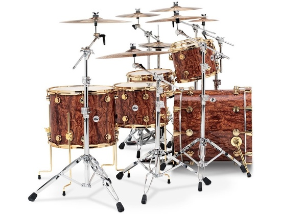 Sonor Bubinga Limited Edition Signature Series