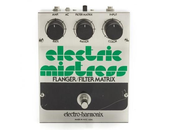 Electro-Harmonix Electric Mistress Flanger/Filter Matrix