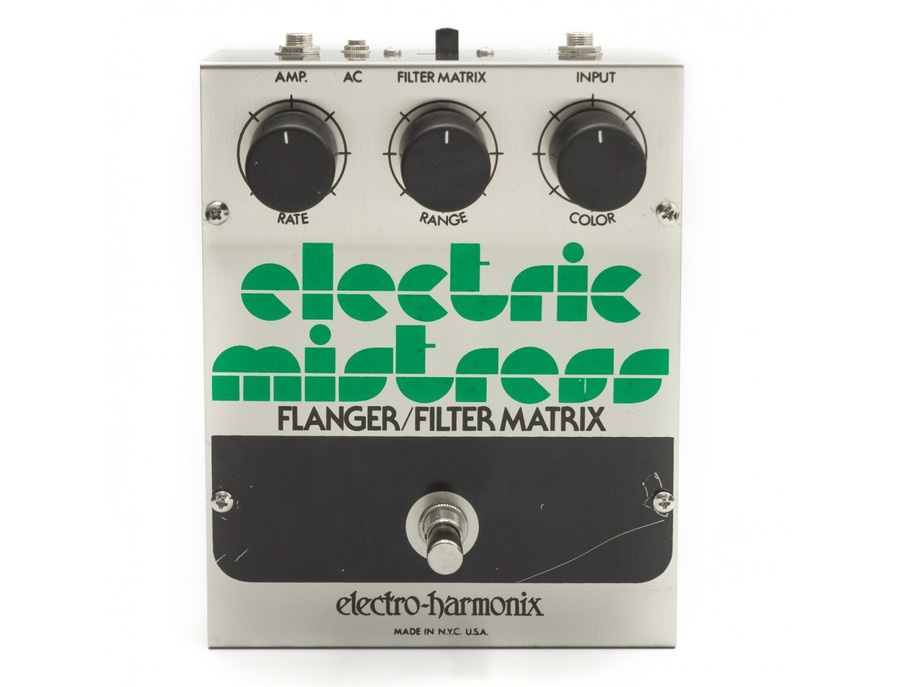 Electro-Harmonix Electric Mistress Flanger/Filter Matrix