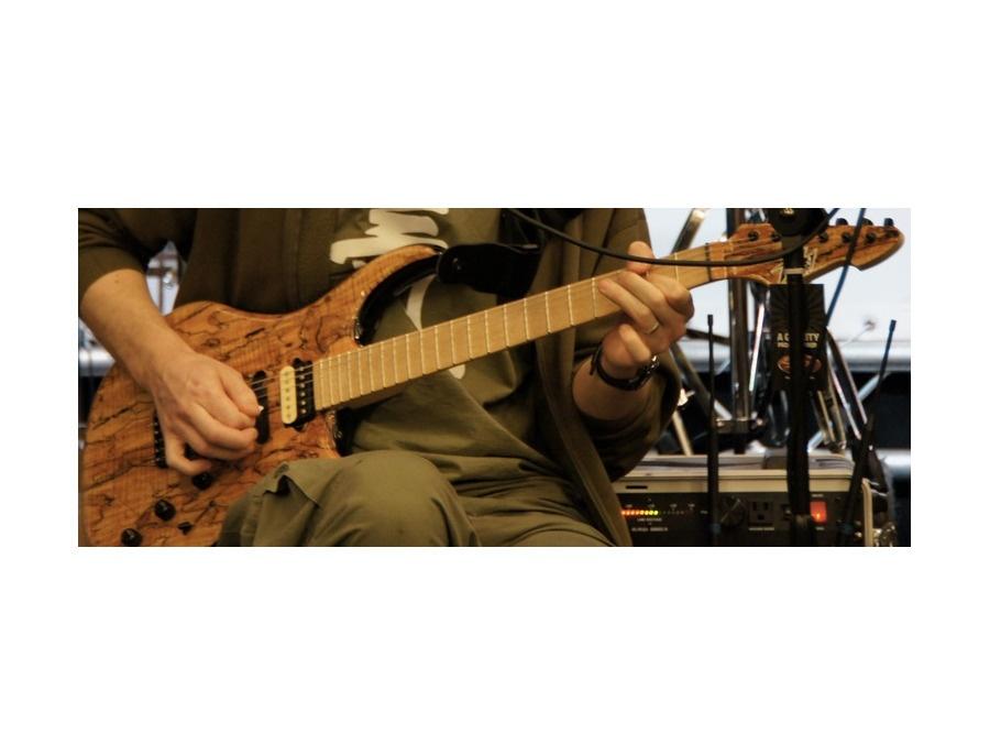 Devin Townsend's Peavey Predator Addicted Prototype Electric Guitar