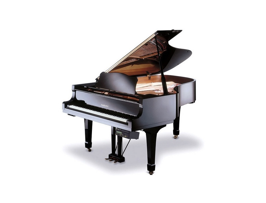 """Yamaha DC6A 6'11"""" Disklavier Mark III Series Full-Function Conservatory Grand Piano"""