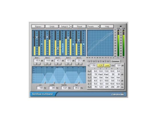 Ultrafunk Sonitus:fx Multiband