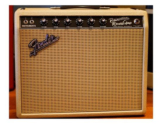 Fender '65 Princeton Reverb Reissue Blonde