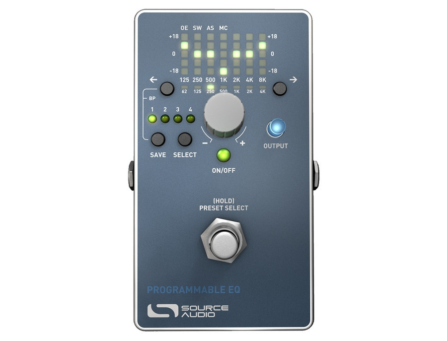 Source Audio Programmable EQ