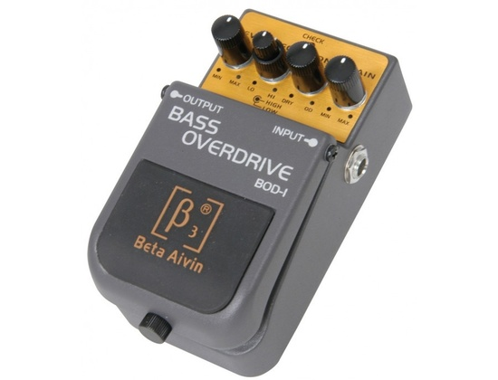 Beta Aivin BOD-1 Bass Overdrive Pedal