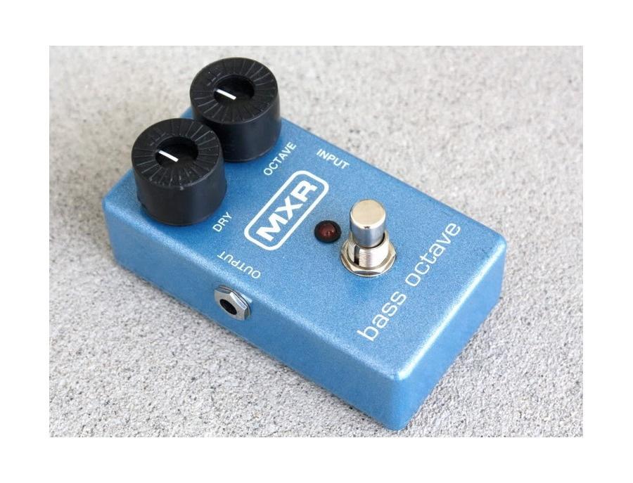 MXR Bass Octave M-88
