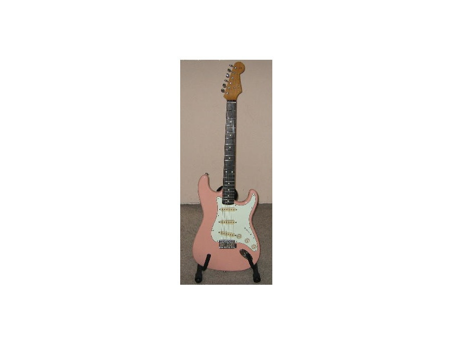 1960 Fender Stratocaster (Pink)