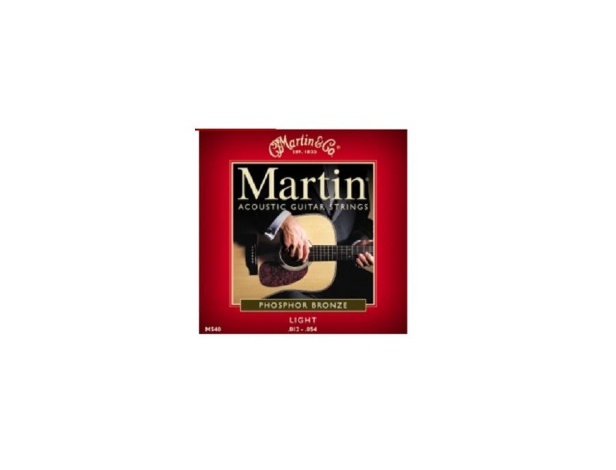 martin acoustic guitar strings
