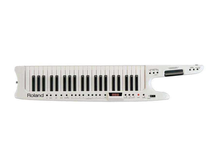 Roland ax 7 midi controller keytar xl