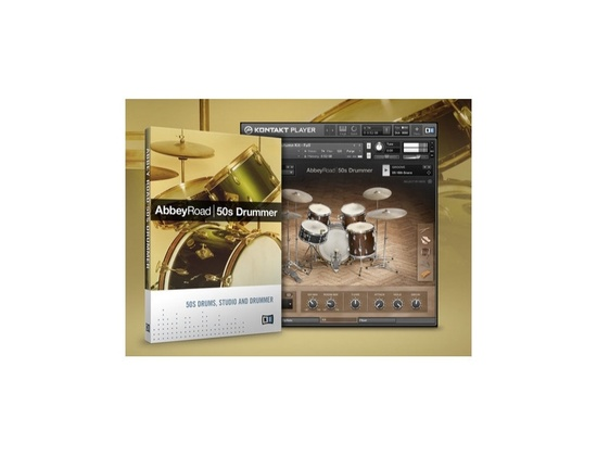 Native Instruments AbbeyRoad 50s Drummer Plugin