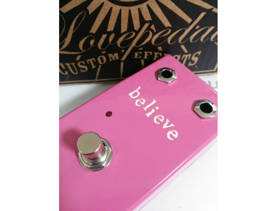 Lovepedal Octave Planet - Believe