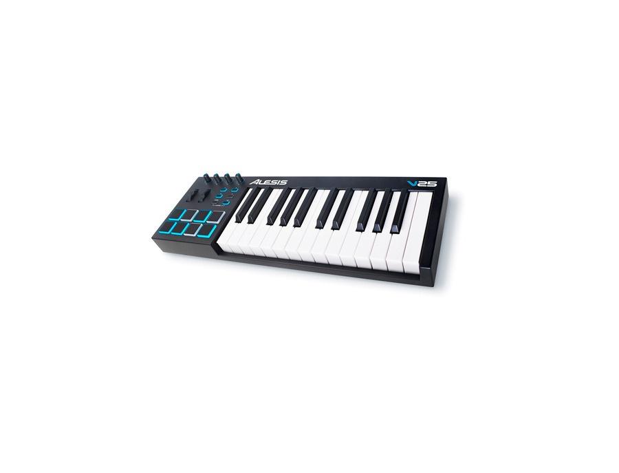 Alesis v25 usb midi keyboard controller xl