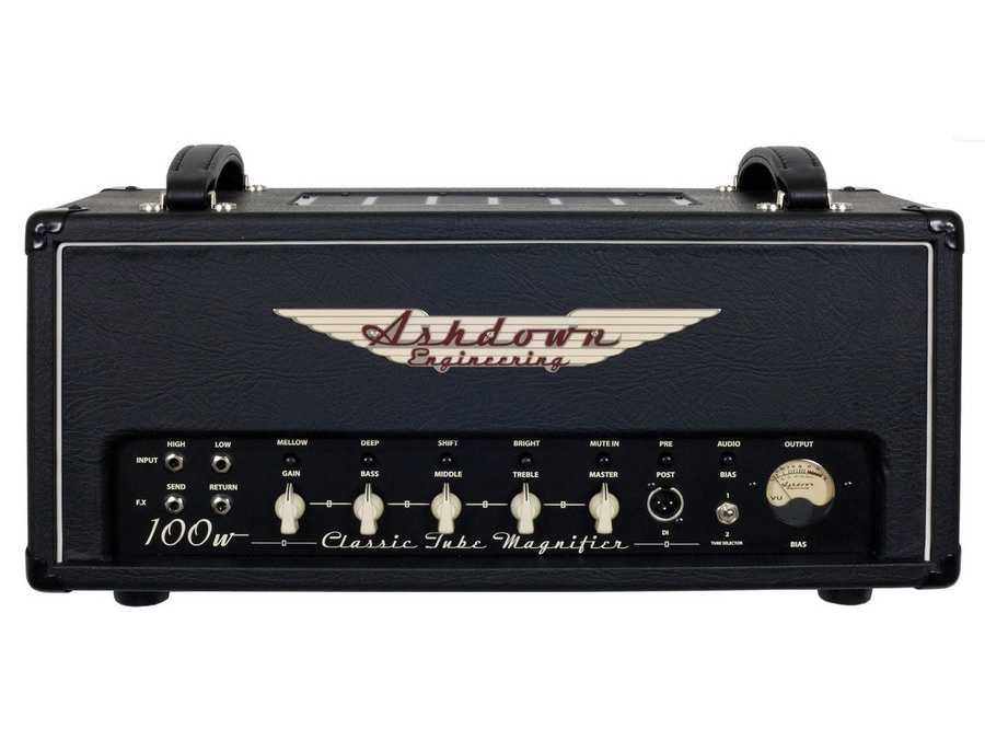 Ashdown CTM Tube Bass Amplifier Head