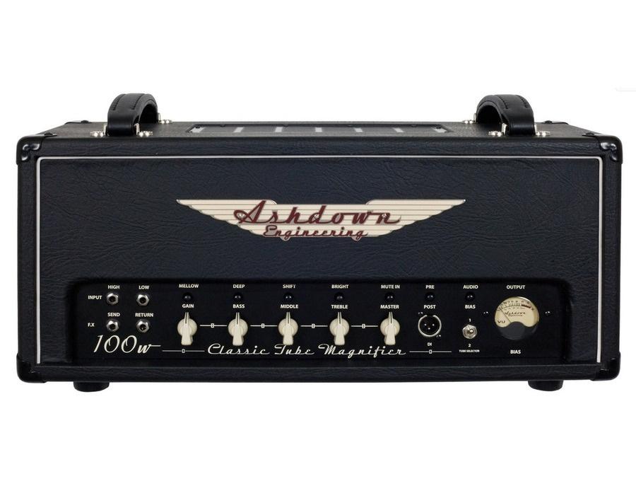 Ashdown CTM Tube Bass Amplifier Head