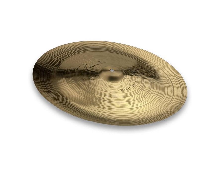 Paiste 18 signature heavy china cymbal xl