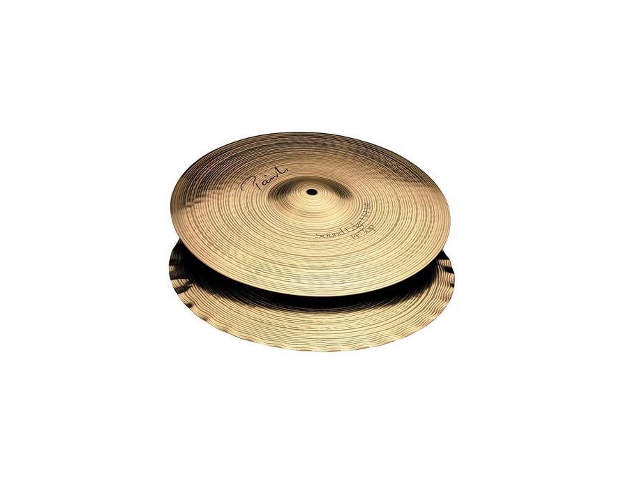 "Paiste 14"" Signature Series Sound Edge Hi Hat Cymbals"