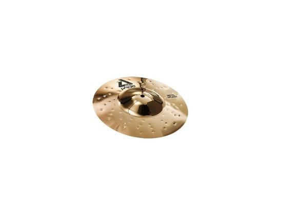 "Paiste 10"" Alpha Metal Splash Brill. Cymbal"