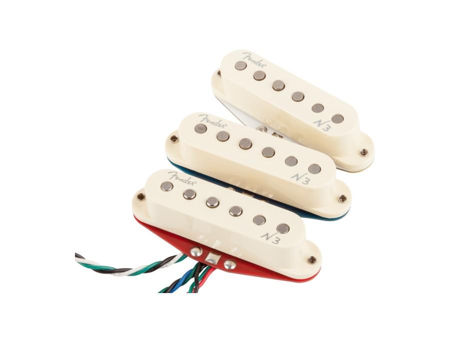 Fender Custom Shop Alnico N3 pickups