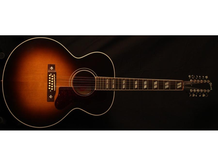 Gibson j 185 12 string xl