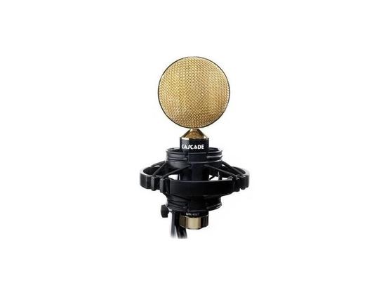 Cascade Fat Head II Ribbon Microphone