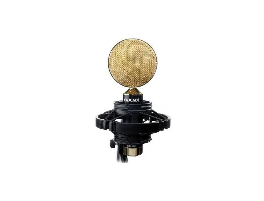 Cascade Fat Head II Ribbon Microphone