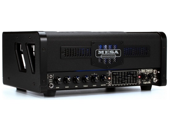 Mesa/Boogie Bass Strategy Eight:88 Bass Head
