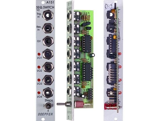 Doepfer A151 Sequential Switch V2